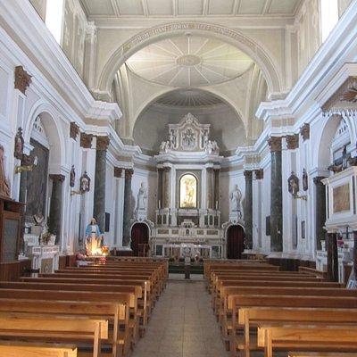Chiesa San Michele - Intérieur - Vue globale