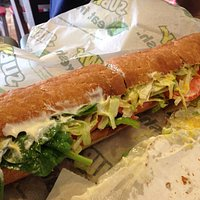 Rotisserie chicken footlong just the way we like it!