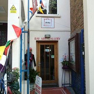Bay Art Gallery, Herne Bay