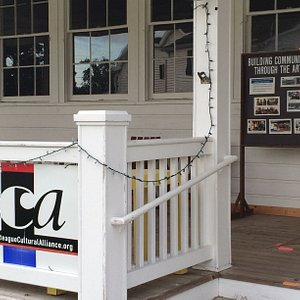 CCA purchased our current home at 6309 Church Street in December 2015