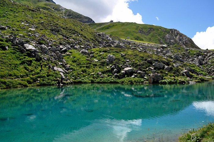 Lac bleu,