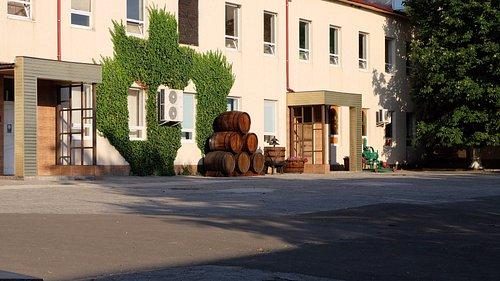 Завод вин в Коблево