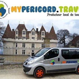 MyPerigord.travel Minibus