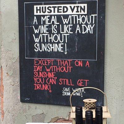 Husted Vin