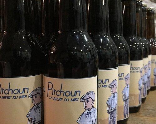 """La bière """"Lou Pitchoun"""" est une bière brassée à Roquebrune sur Argens."""