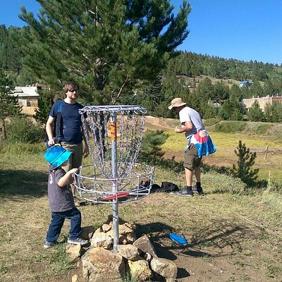 Ghost Town Disc Golf Course