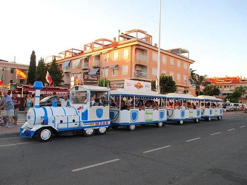 El Habanero Tren Turistico 2