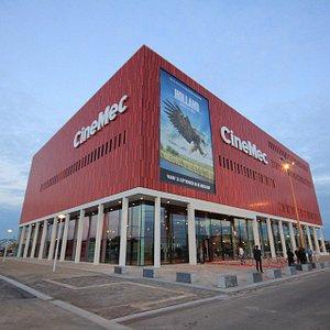 Cinemec Utrecht from outside