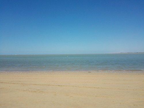 Playa de la Jara, Espiritu Santo