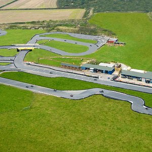 1300m Outdoor GoKart Circuit, just outside Newquay Cornwall