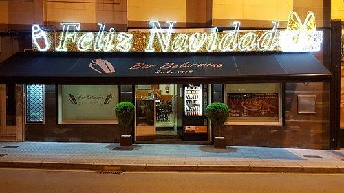 Bar Belarmino. La Casa del Gin-Fizz