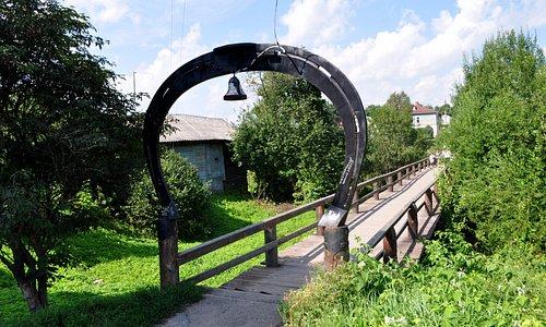 Мост через реку Ворожа