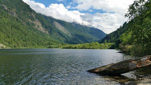 Silver lake. Beautiful spot