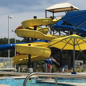Great family waterpark.