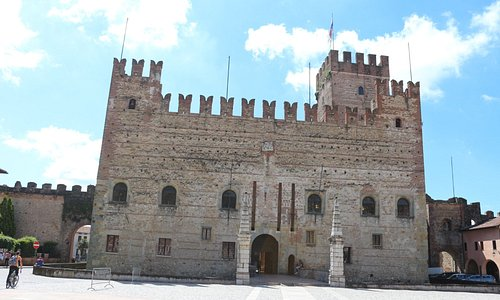 met kasteel