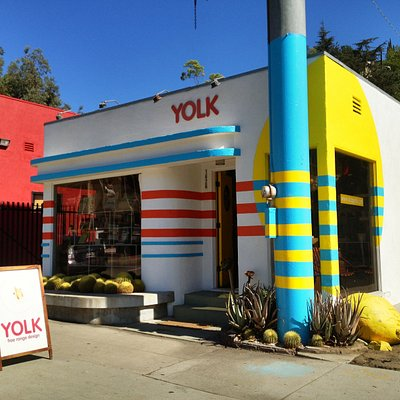 Welcome to Yolk