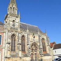 Chapelle Saint-Nicolas de l'hôtel-Dieu XV-XIXe siècles