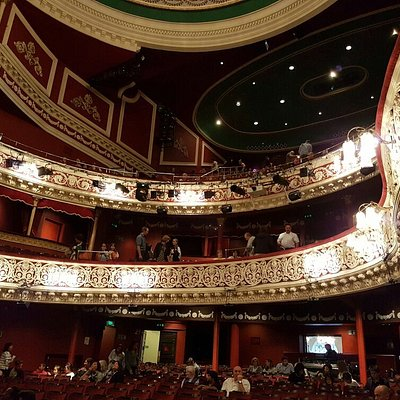 Riverdance at the Gaiety.