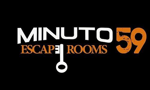 Minuto59 Escape Rooms - Juegos de Escape en Puebla  - Logo