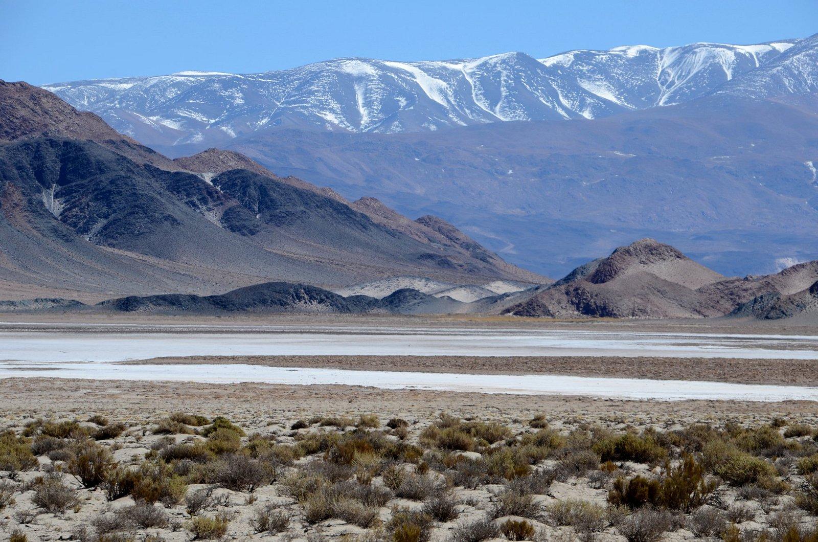 uno de los tantos paisajes de la reserva