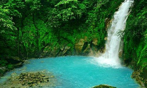 Celeste Waterfall