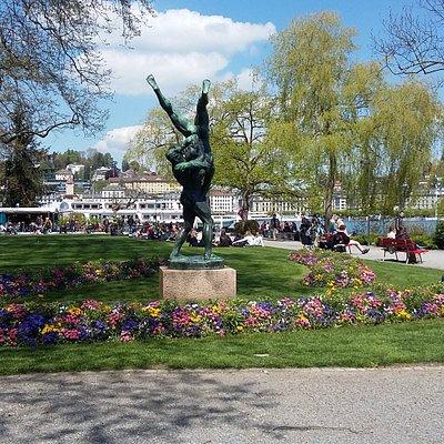 Parque Inseli, Lucerna.