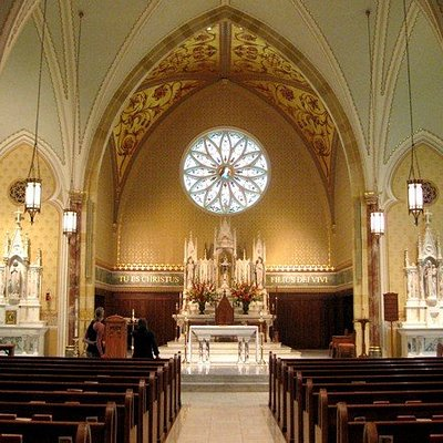 Sanctuary of St. Peters after Renovation