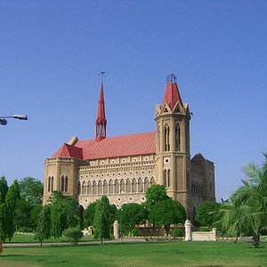 Old & Beautiful - Frere Hall 150 years old building of Karachi