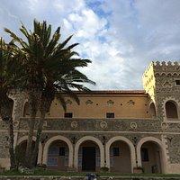 Il castello di Pioppi