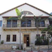 מוזיאון העלייה הראשונה, רחוב הנדיב 2 זכרון יעקב
