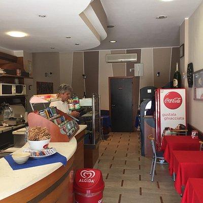 Ottimo Bar snack bar / ottime pizze !!
