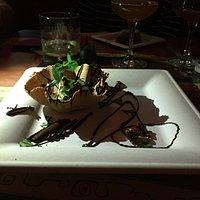 Dessert con ricotta