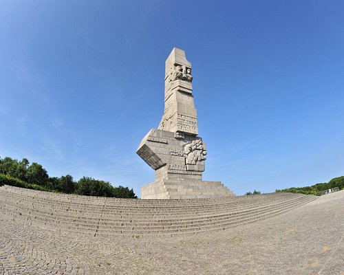 The Westerplatte Monument