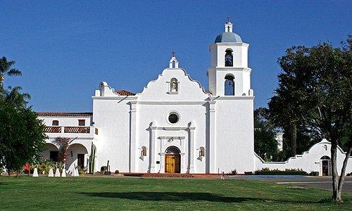 Mission San Luis Rey, Oceanside CA