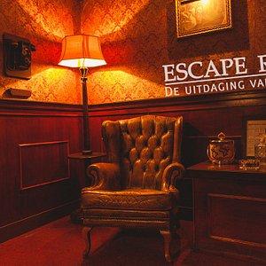 Escaperoom de uitdaging van de Snip