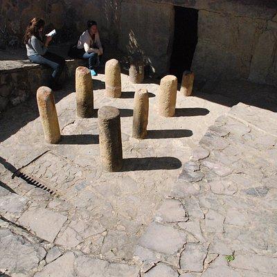 Zona Arqueológica El Infiernillo - Villa de Leyva