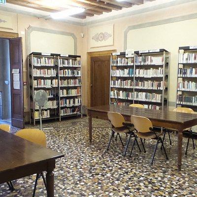 Sala lettura principale