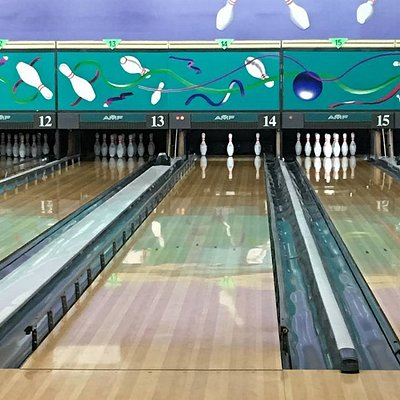 16 great lanes