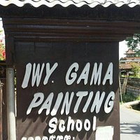 Wayan Gama Painter Group and School