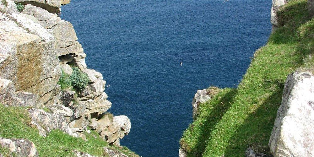 Boreray from The Gap
