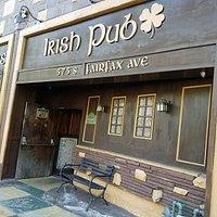 Irish Molly Malone's Pub