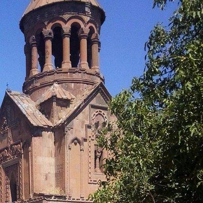 14th century Church of Holy Mother of God at Yeghvard, Kotayk