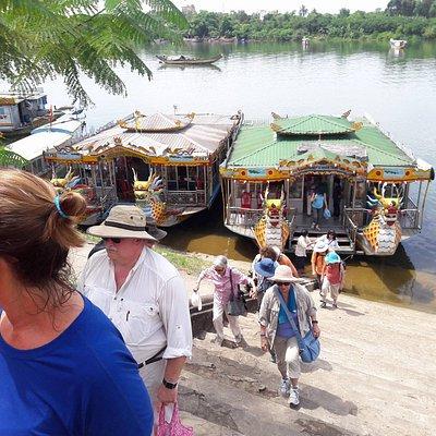 Dragon Boat tour