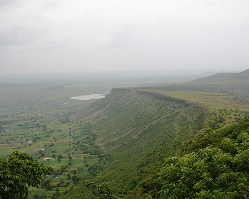 View from Mhaismal hill top