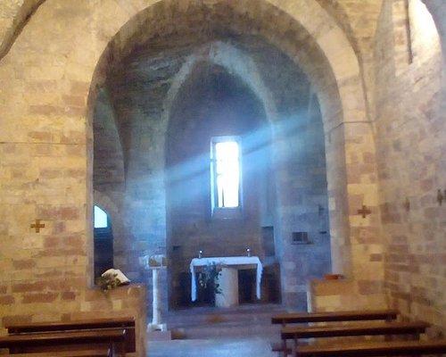 Chiesa di san Giacomo al Muro Rupto: navata
