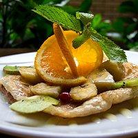 Dessert- Thai Pancake