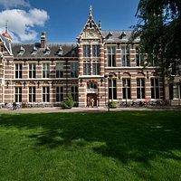 Buitenzijde Drents Museum