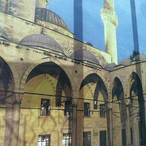 Bild Moschee am Eingang
