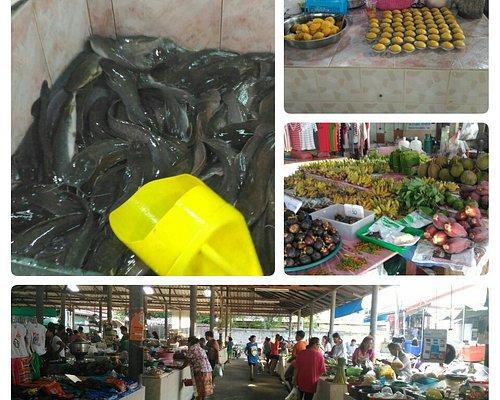 Maenam Fresh market