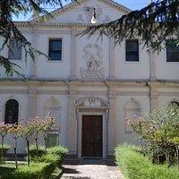 Chiesa ⛪ San Benedetto